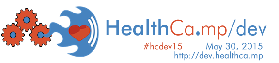 HealthCa.mp/dev on May 30th in Washington DC.