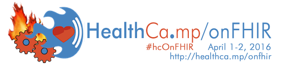 Healthca.mp/onfhir Apr 1-2, 2016 Washington DC